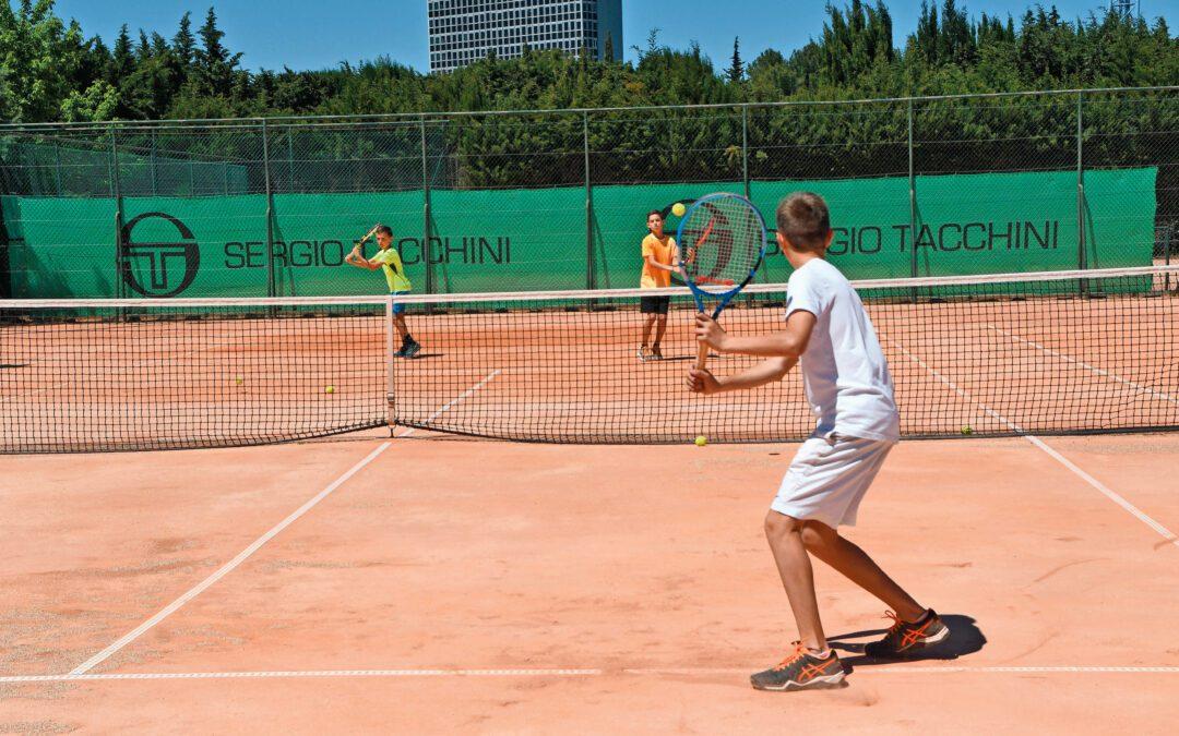 Troisième set pour le Nîmes Tennis Tour