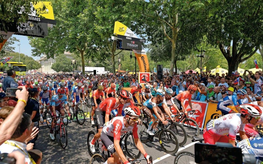 Tour de France, il repasse par là!