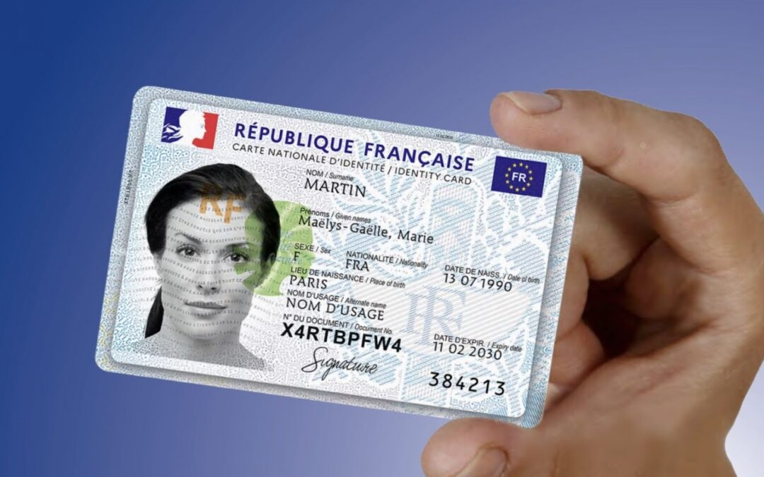 La carte d'identité fait peau neuve