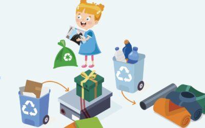 Que deviennent les déchets du bac de tri ?