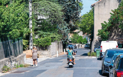Rue de Montaury